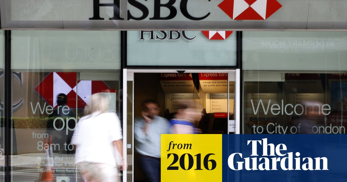 HSBC suffers online banking cyber-attack | Business | The Guardian