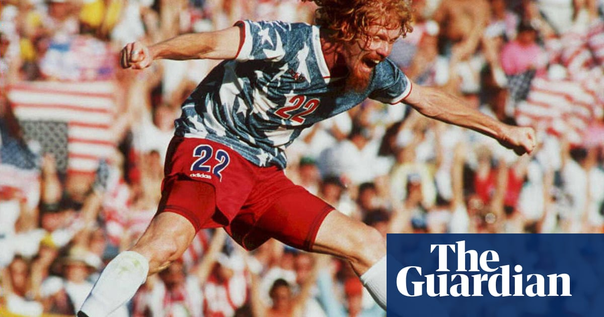 38cc46756 How USA was chosen to host World Cup 94  the inside story of a historic day