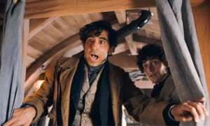 Best casting nomination … The Personal History of David Copperfield.