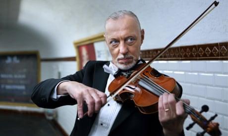 TV tonight: conducting thrills in Philharmonia