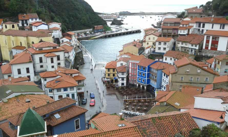 Cudillero is a picturesque fishing village