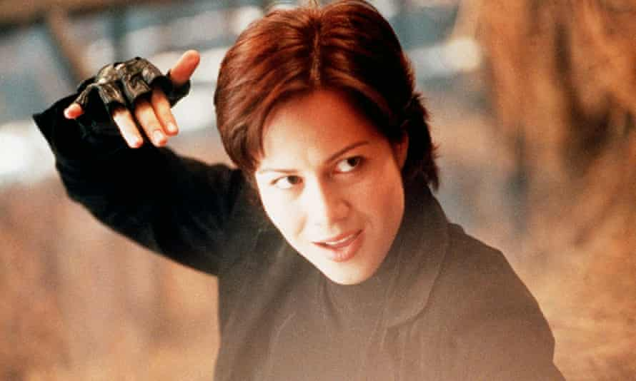 Shannon Lee in Enter the Eagles