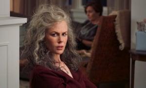 'A tour de force': Nicole Kidman as Julia in Top of the Lake: China Girl.