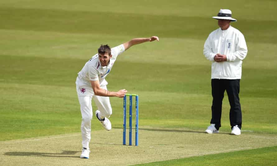 Craig Overton has been in fine form for Somerset this season, and is the most like-for-like candidate to replace Ollie Robinson in the England Test side this week.