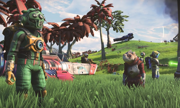 No Man's Sky developer Sean Murray: 'It was as bad as things