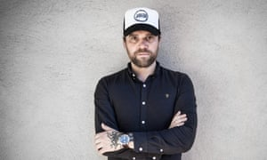 Scott Hutchison: 'Scott is Frightened Rabbit.'
