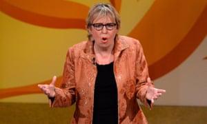 Lib Dem equalities spokesperson Lorely Burt
