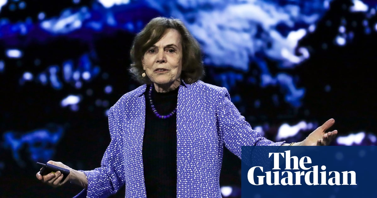 'We're causing our own misery': oceanographer Sylvia Earle on the need for sea conservation