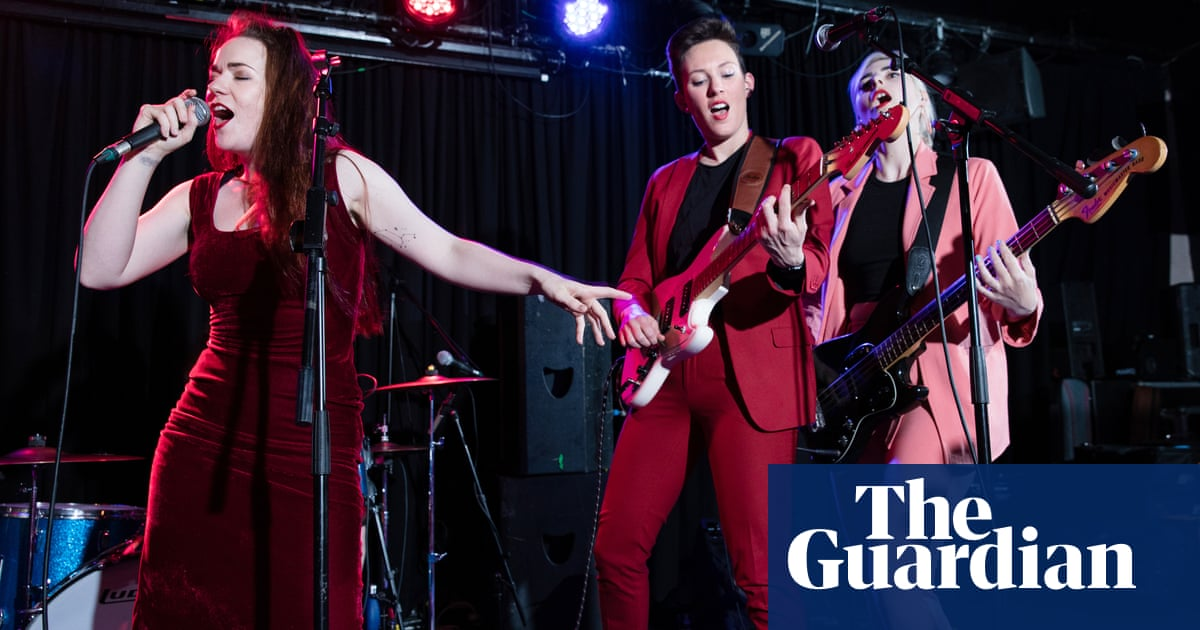 'I've got all this rage': the feminist punk groups demanding to be heard