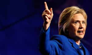 Hillary Clinton attacked congressional Republicans for what she called a 'totally incomprehensible' refusal to address lax gun laws.