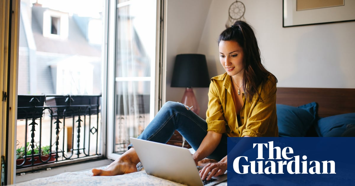 Foreign offices: the Britons who work from home – abroad - the guardian