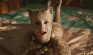 Taylor Swift in the film Cats