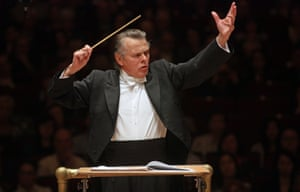 Mariss Jansons, pictured in 2014.
