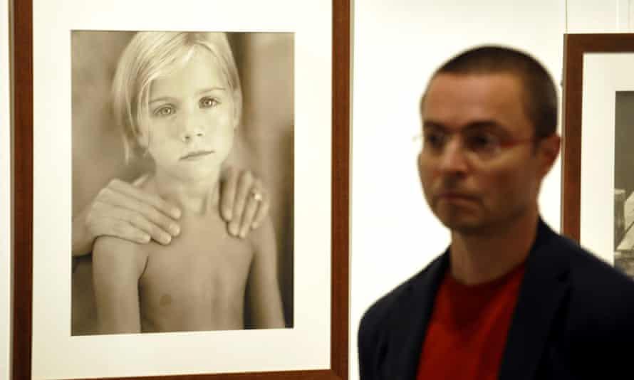Jock Sturges' exhibition