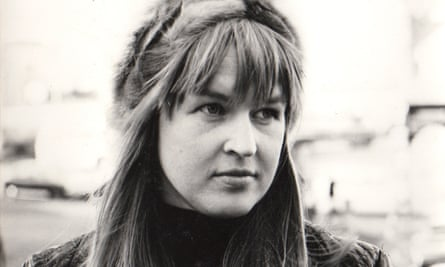 Gillian Wise in Helsinki in 1969. She saw herself as a torchbearer for a European modernism when modernism and Europe were both out of fashion