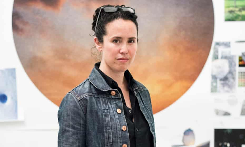 Sarah Sze: 'Work and play are quite enmeshed for me'