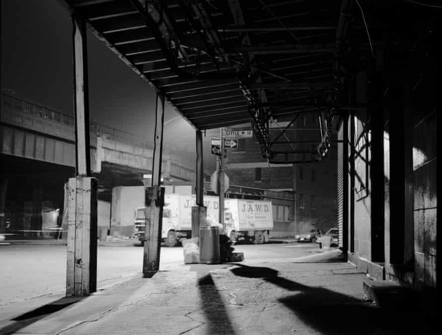 Efrain John Gonzalez – Little West 12th Street.