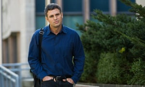 Ruffalo as Mike Rezendes in Spotlight: 'He has that sense of social justice. It's a drive thing.'