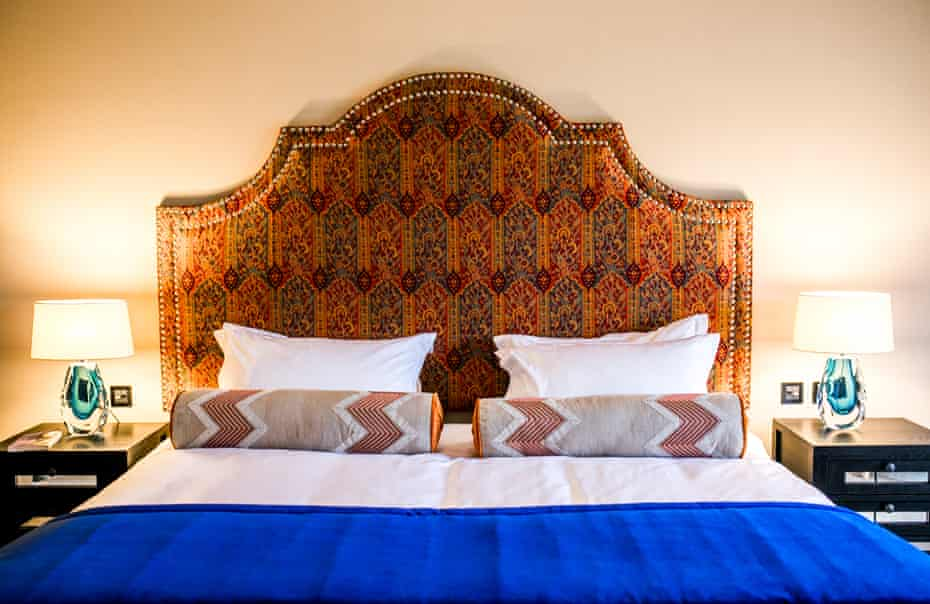 Bedroom at Baraset Barn Hotel, Stratford