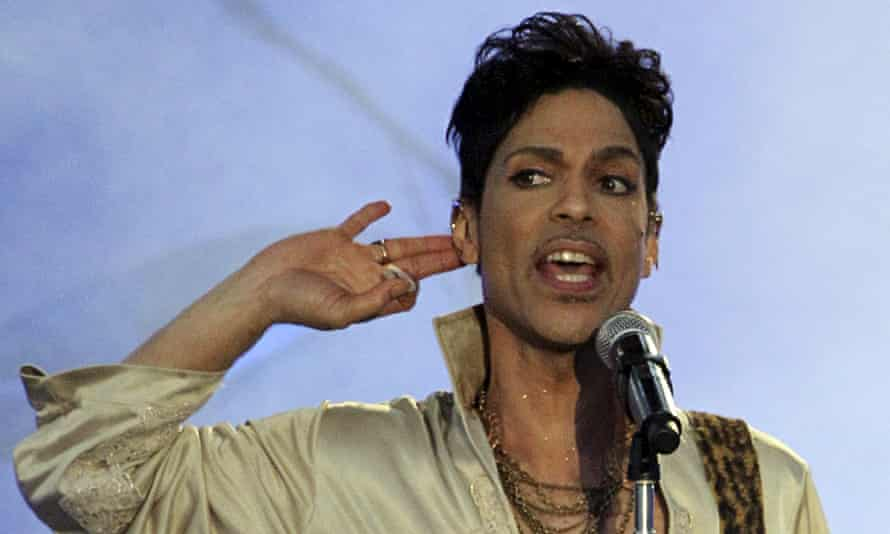 Prince … home to be searched.