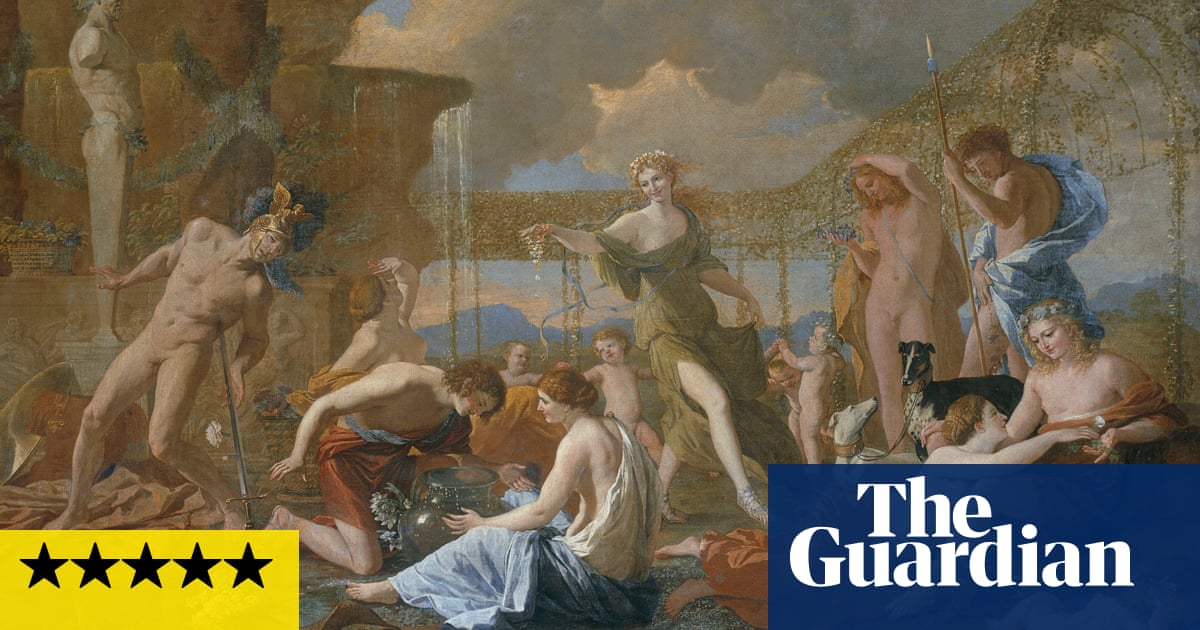 'Some of art's most luxurious orgies' – Poussin and the Dance review