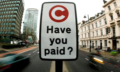 TfL to raise congestion charge by 30% as part of £1.6bn bailout deal
