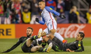 Will Bruce Arena ditch German-based players like Bobby Wood?