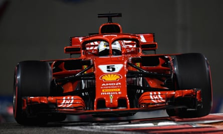 Sebastian Vettel made several costly mistakes in 2018 but was also unhappy with some team decisions