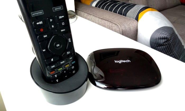 Logitech Harmony Elite review: easy to use remote that takes charge