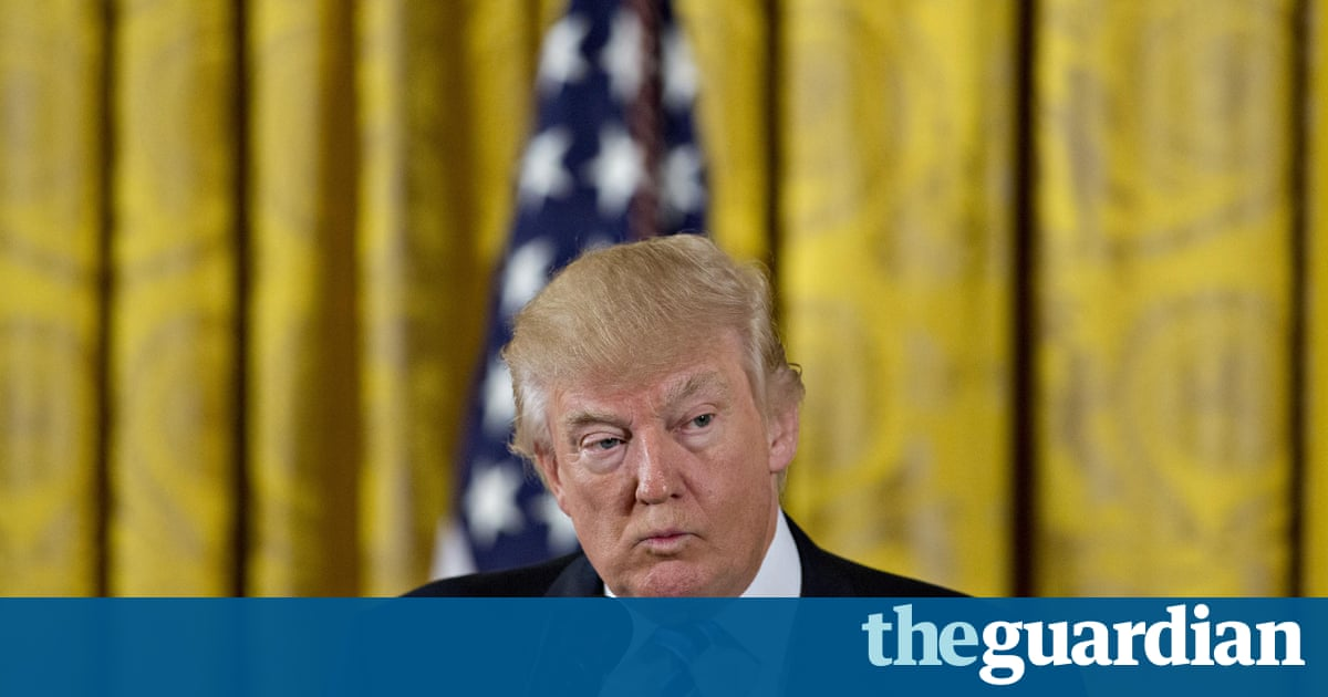Payments from foreign powers to Trump firms violate constitution  lawsuit