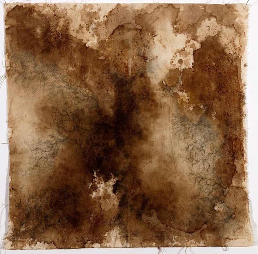 dark, square artwork