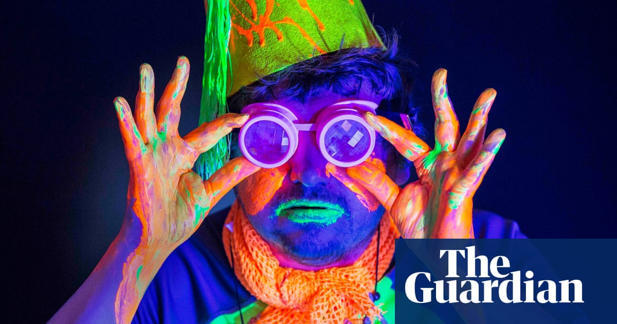 'He drains my bad habits!' Comedians on why they need an alter ego