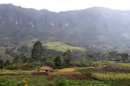 House in PNG highlands