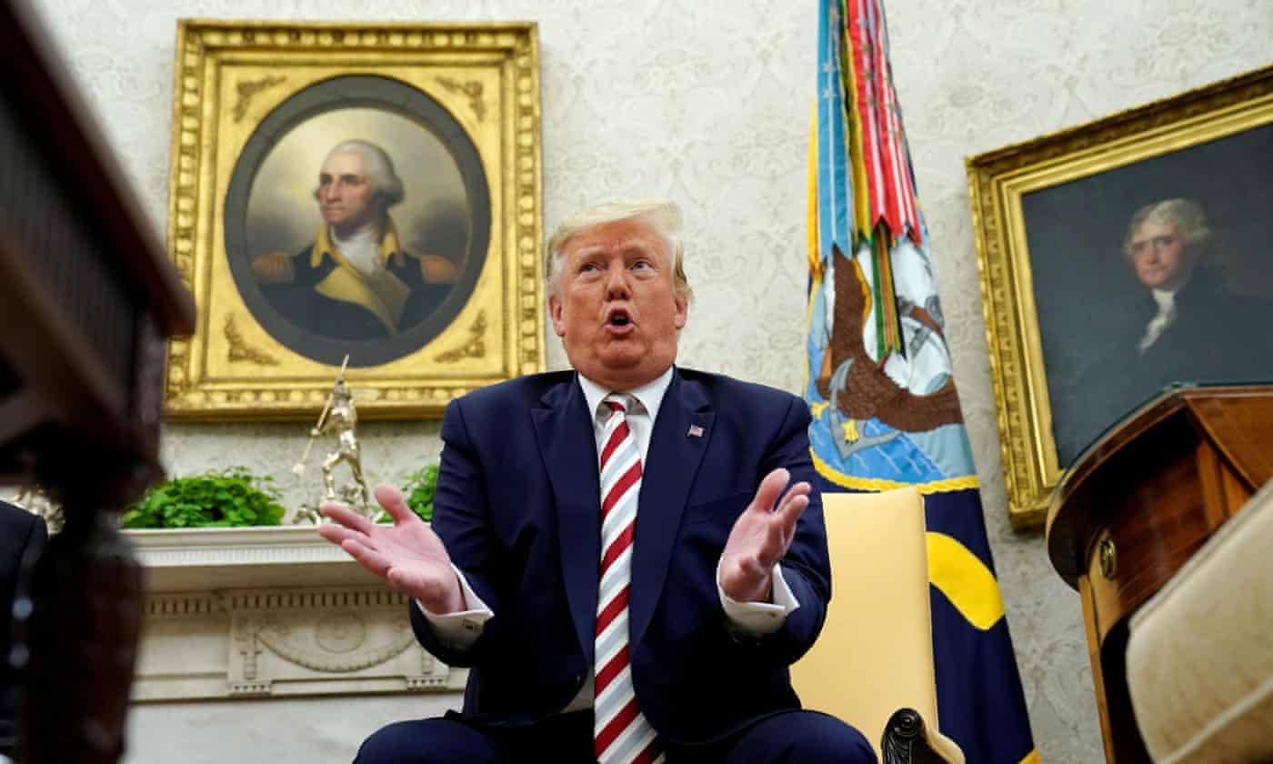 US briefing: Trump's antisemitic trope, mass shootings and Venezuela