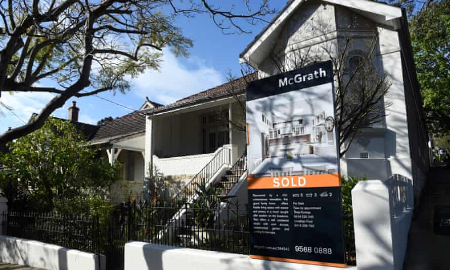 Under Labor plans, investors would not be able to use gearing to buy existing properties such as this one in Sydney.