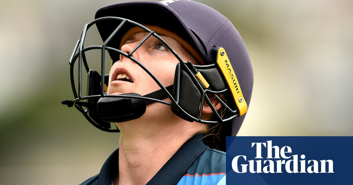 Heather Knight frustrated as New Zealand deny England ODI series sweep