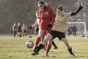South London WFT v Goal Diggers FC: from a series on the non-ability woman and non-binary football club in London