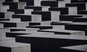 the Berlin Holocaust Memorial.