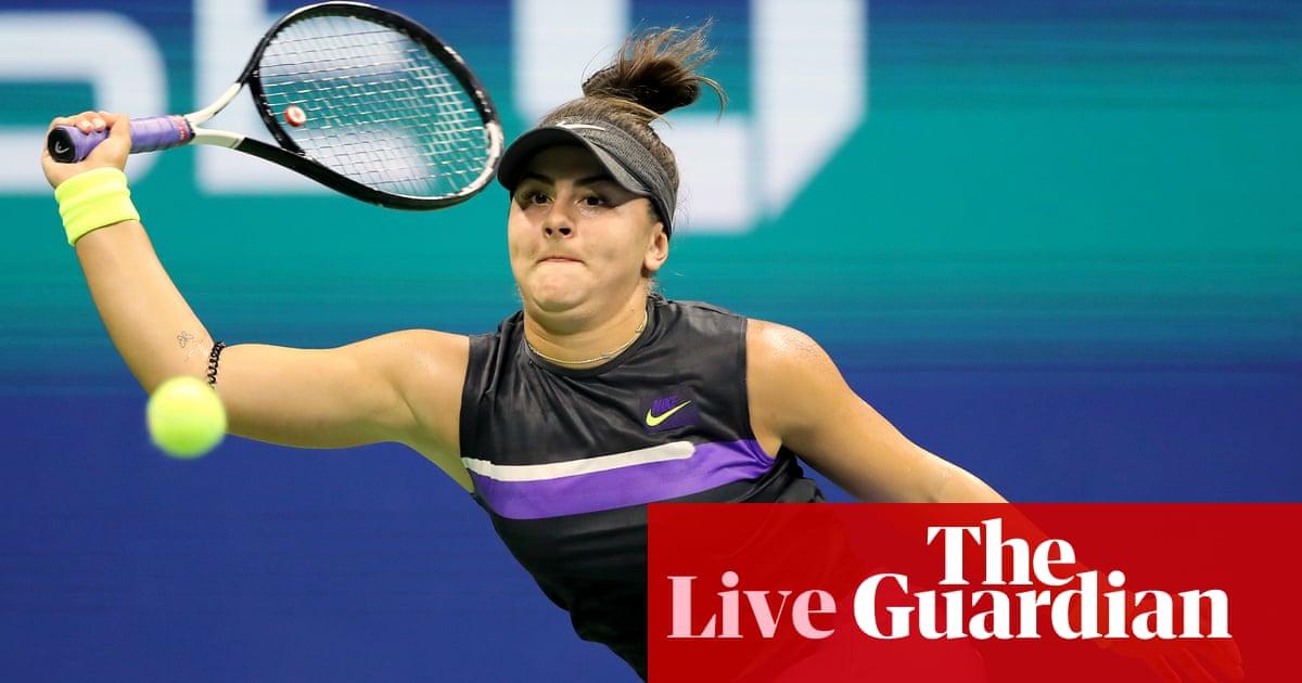 Bianca Andreescu v Elise Mertens: US Open quarter-final – live!