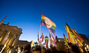 This week the Italian senate will debate a bill that would legalise civil partnerships, a move Pope Francis opposes.