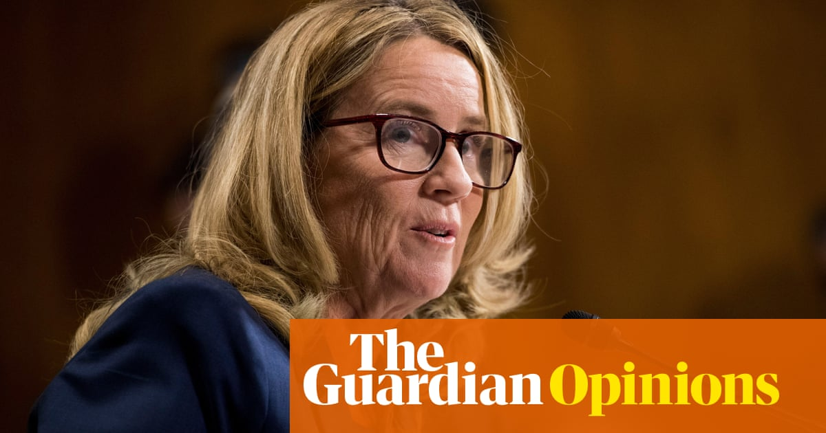 republicans  isolated christine blasey ford   backfire jill abramson opinion