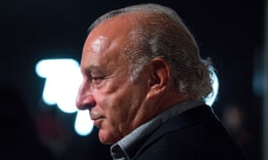 Philip Green, who hopes to announce a financial rescue plan for his firm.