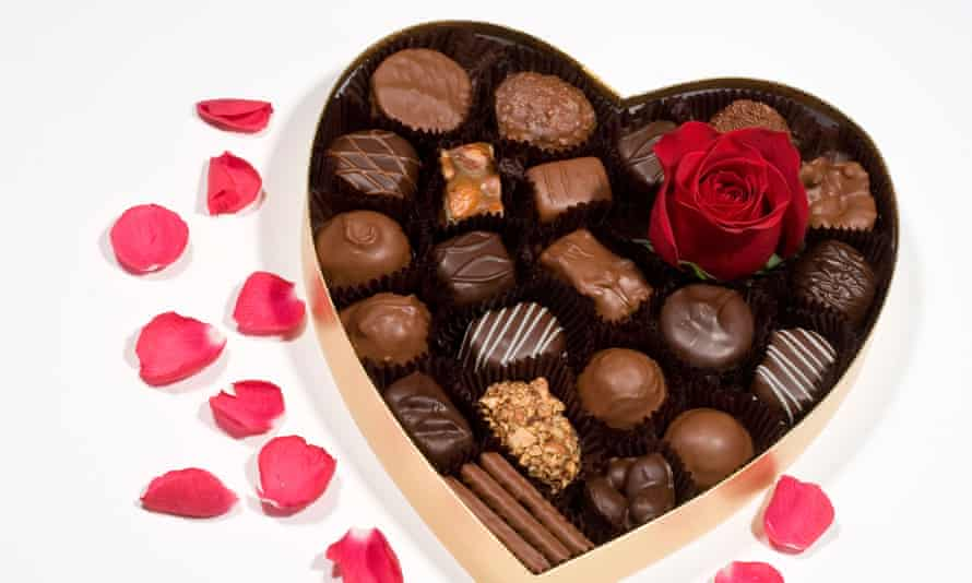 Aphrodisiacs like chocolate or oysters are romantic. Poisons are not.
