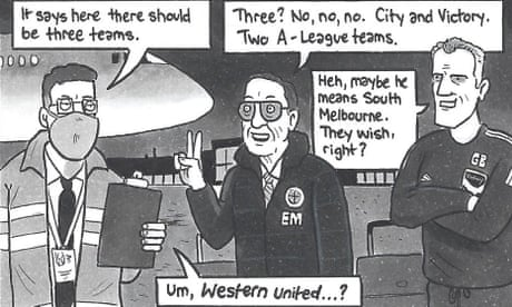 David Squires on ... the Melbourne A-League teams' not-that-great escape