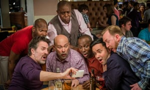 Russell T Davies's Cucumber ... a nuanced portrayal of gay life that seems to have been missed by the Anglia Ruskin researchers.