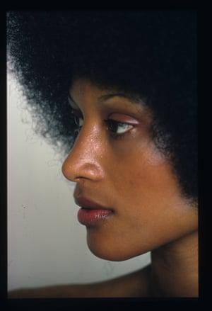Glamour magazine, 1971.
