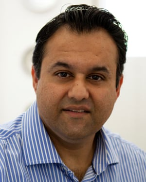 Fiyaz Mughal, director of Faith Matters