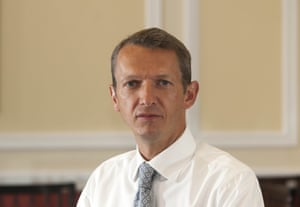 Andy Haldane is chief economist at the Bank of England.