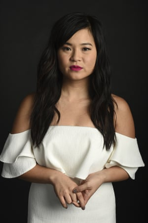 Kelly Marie Tran … first woman of colour in a Star Wars lead role.