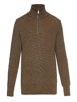 zip knit